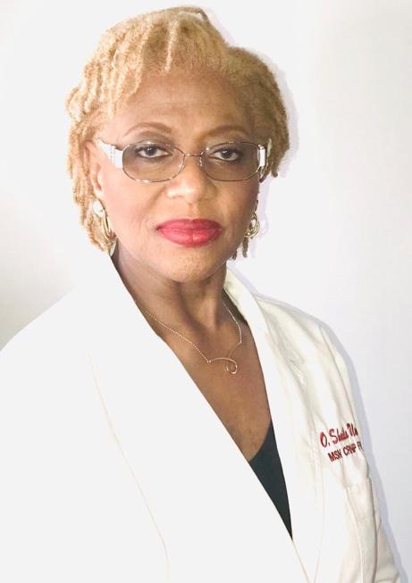 O. Sheila Uwayzor, CRNP FNP-BC