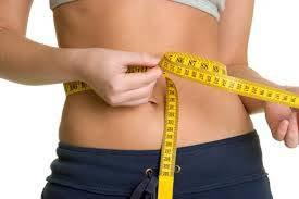 woman's waist line