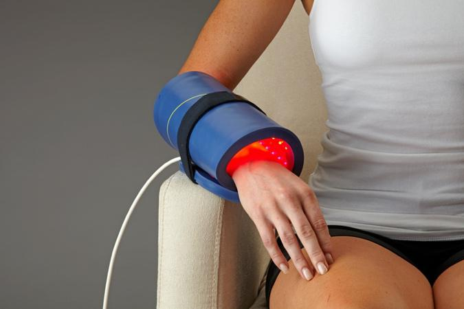 light therapy pain devices